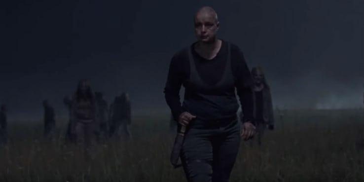 Война сШепчущимися уже близко! Что показали впервом трейлере 10 сезона «Ходячих мертвецов»? | Канобу - Изображение 3