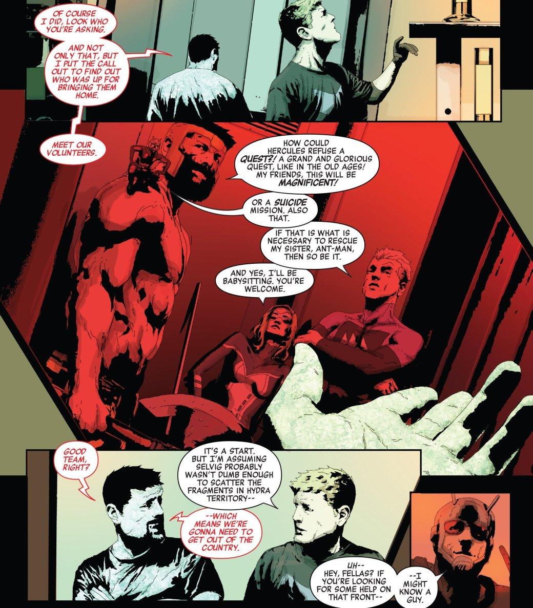 Secret Empire: Гидра сломала супергероев, и теперь они готовы убивать   Канобу - Изображение 9