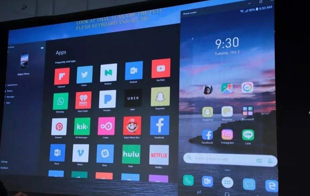 Windows 10научили транслировать Android-приложения   Канобу - Изображение 1