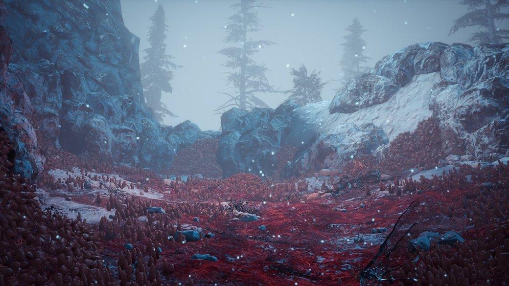 20 изумительных скриншотов Darks Souls 3: Ashes of Ariandel | Канобу - Изображение 10333