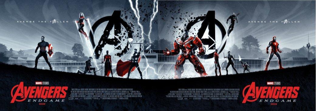 Новые постеры «Мстителей: Финал» намекают нато, что герои разобьются надве команды. Кто скем? | Канобу - Изображение 4