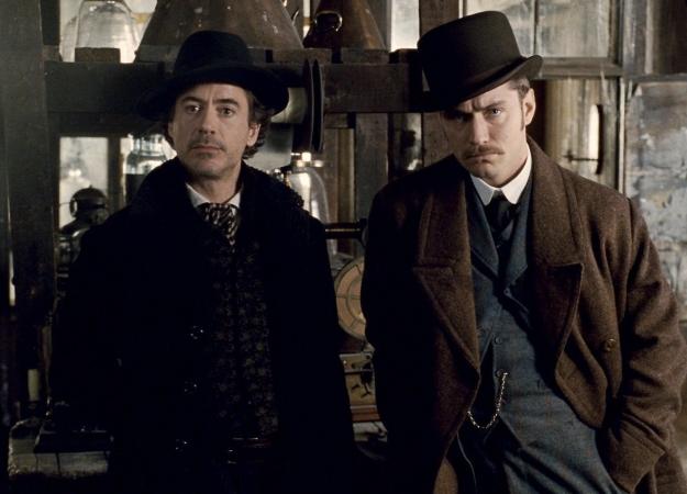 Warner Bros назначила дату выхода третьего «Шерлока Холмса» сРобертом Дауни младшим. - Изображение 1