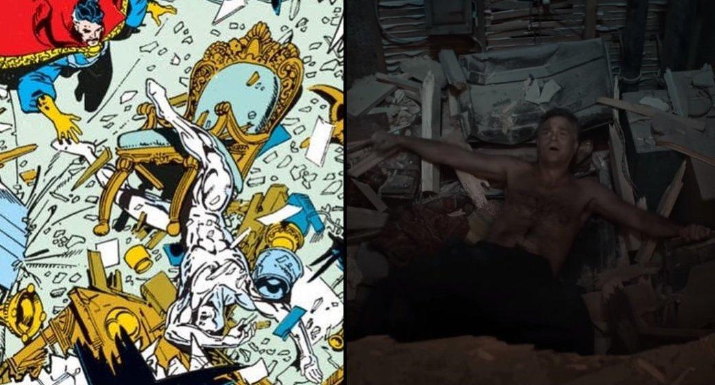 Все пасхалки иотсылки вфильме «Мстители: Война Бесконечности». - Изображение 3