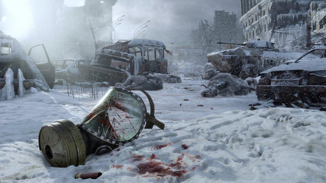 Система морали в Metro: Exodus будет учитывать ваше поведение в битвах без наглядного счетчика кармы | Канобу - Изображение 1