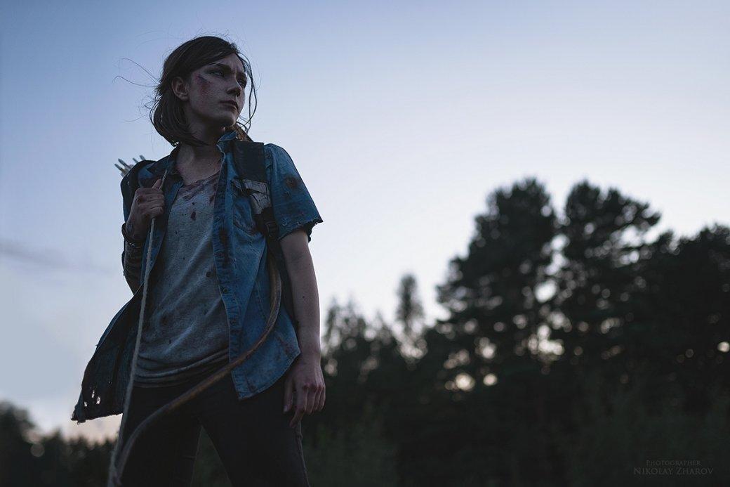 Опасное путешествие Элли вновом крутом косплее The Last ofUs:Part II | Канобу - Изображение 9
