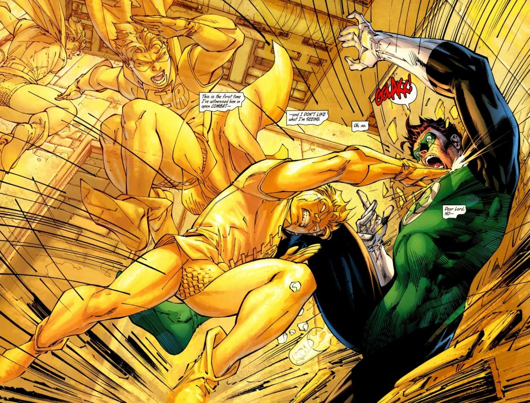Тест Канобу: самые безумные факты о супергероях | Канобу - Изображение 38