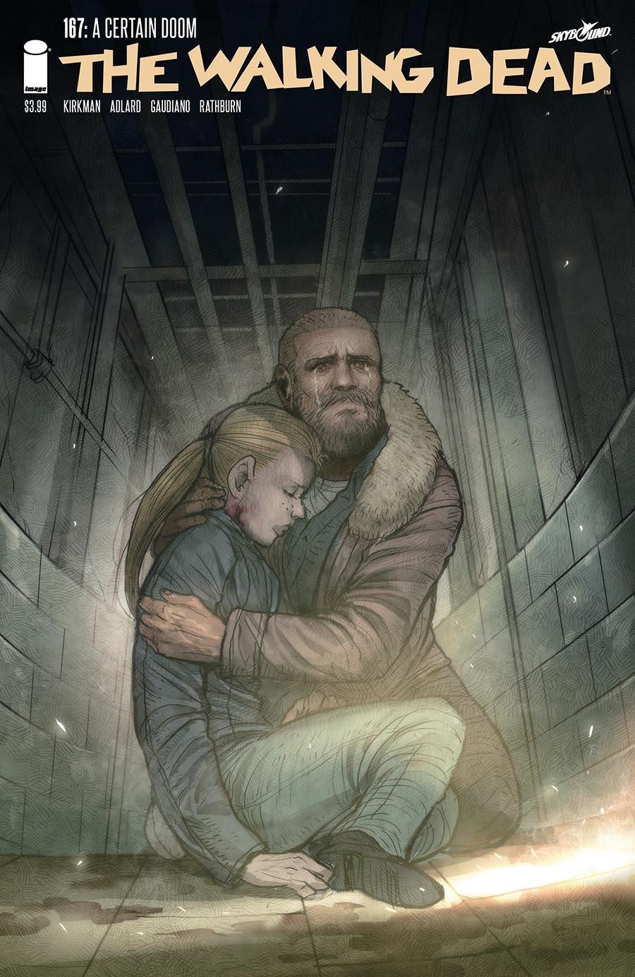 «Ходячим мертвецам» 15лет! Комикс отмечает юбилей обложками с самыми яркими сценами | Канобу - Изображение 9749
