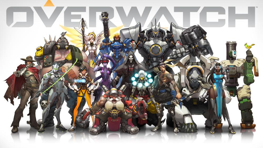 Заэтот мир стоит побороться! Обзор артбука «Мир игры Overwatch». - Изображение 1