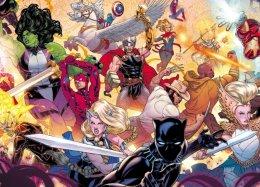 Вселенную Marvel ждет война Девяти миров. Ивней примут участие все— отМстителей доВенома