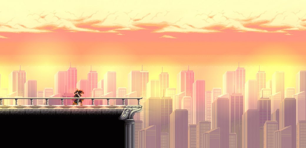 15 изумительных пиксельных скриншотов Katana ZERO | Канобу - Изображение 4961