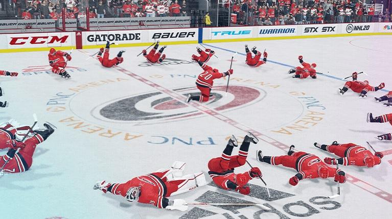 NHL 20 — меньше багов, больше хоккея | Канобу - Изображение 11886
