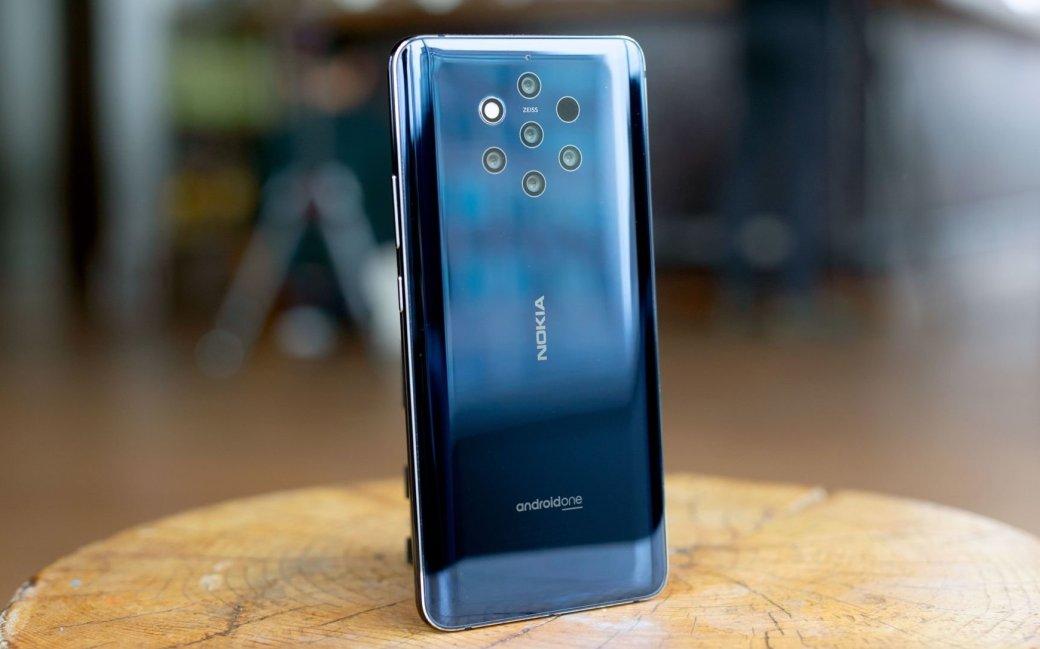 ВРоссии вышел Nokia 9PureView: пятикамерный фотофлагман садекватным ценником | Канобу - Изображение 4753