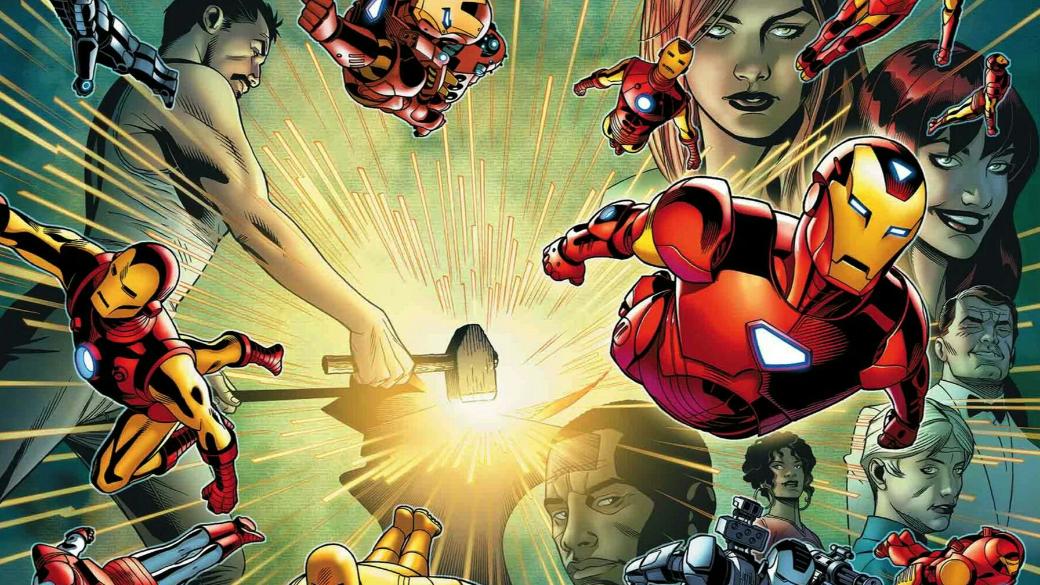 Как Тони Старк вышел изкомы ичто это значит для будущего Железного человека?. - Изображение 1