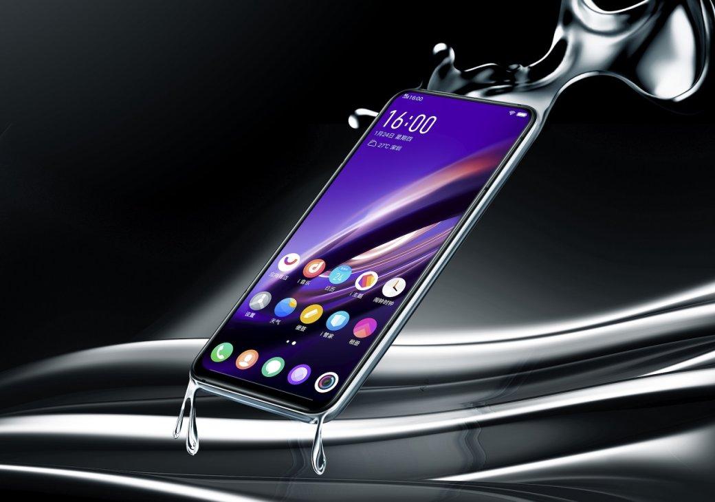 Китайцы анонсировали Vivo APEX 2019: 5G-смартфон нового поколения на Snapdragon 855 и с 12 ГБ ОЗУ   Канобу - Изображение 12783