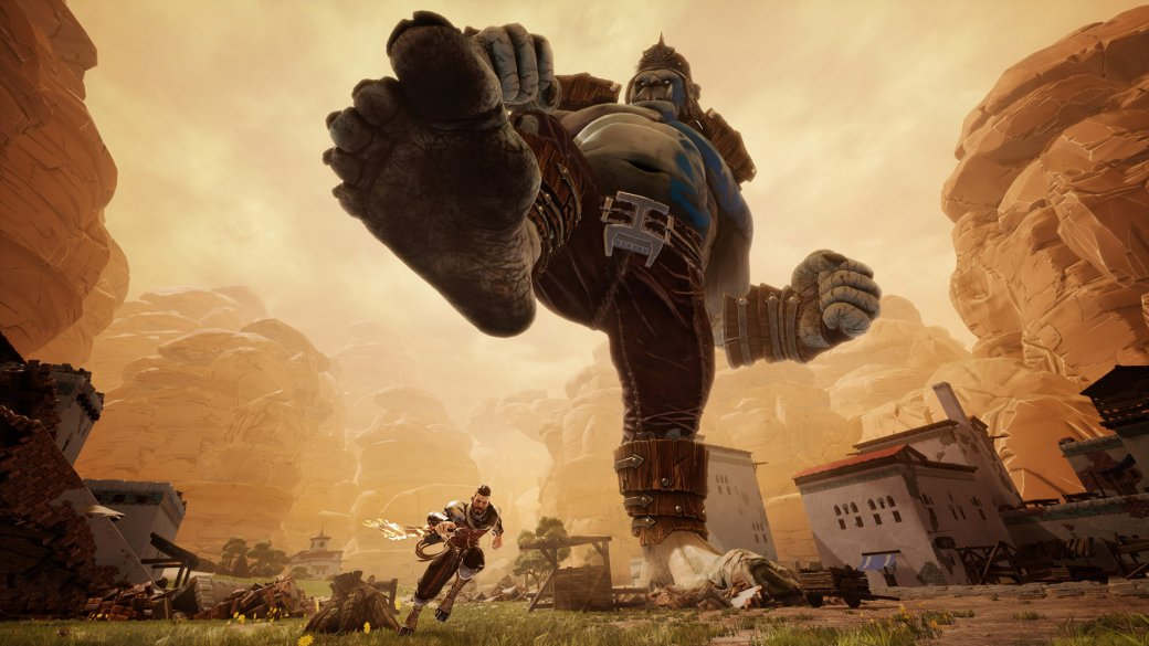 Суть. Extinction — скучный и однообразный клон Attack on Titan . - Изображение 1