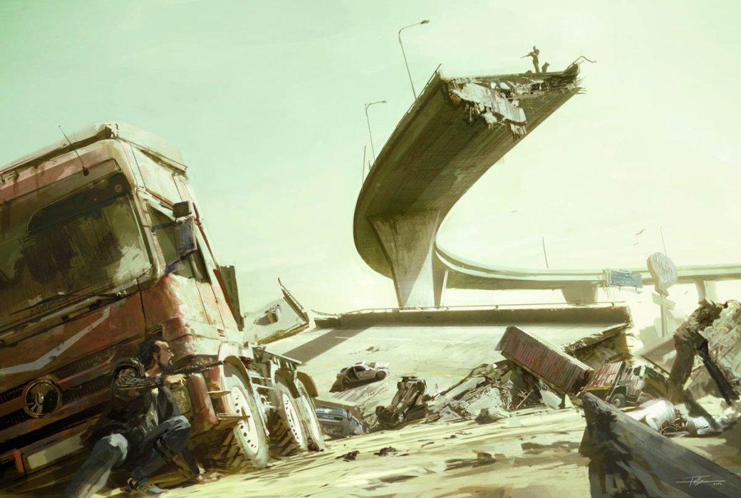 Лучший арт мира Fallout | Канобу - Изображение 3