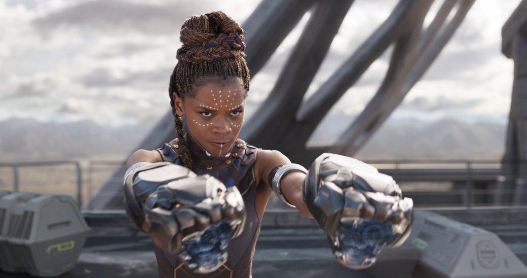 Гениальная сестра Черной пантеры могла получить свой суперкостюм водноименном фильме. - Изображение 1