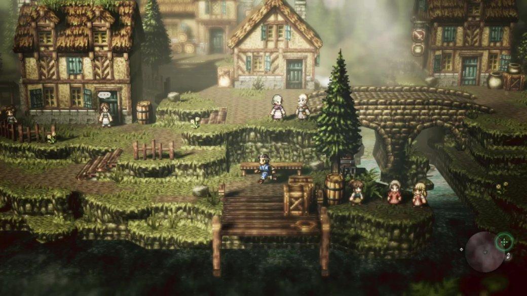 «Вней достаточно хороших идей»: что критики говорят обOctopath Traveler, новой JRPG отSquare Enix. - Изображение 2