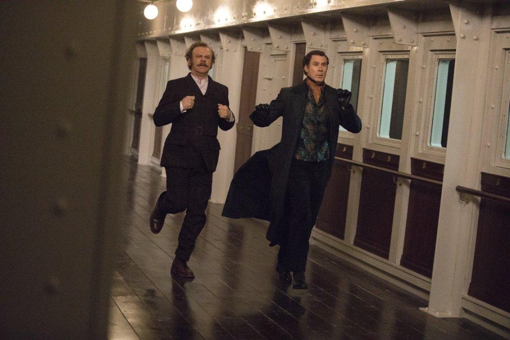 «Ушли иззала через 15 минут». Победное шествие «Холмса иВатсона» позападным экранам продолжается | Канобу - Изображение 0