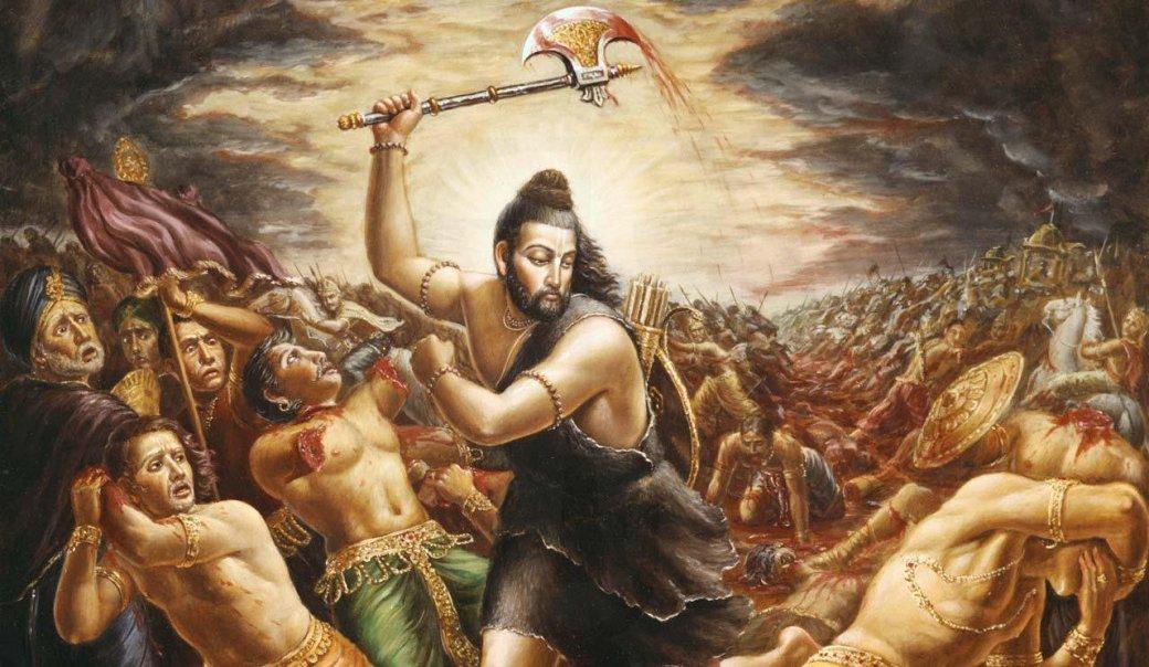 Индийская мифология и реальные места в Uncharted: The Lost Legacy | Канобу - Изображение 768