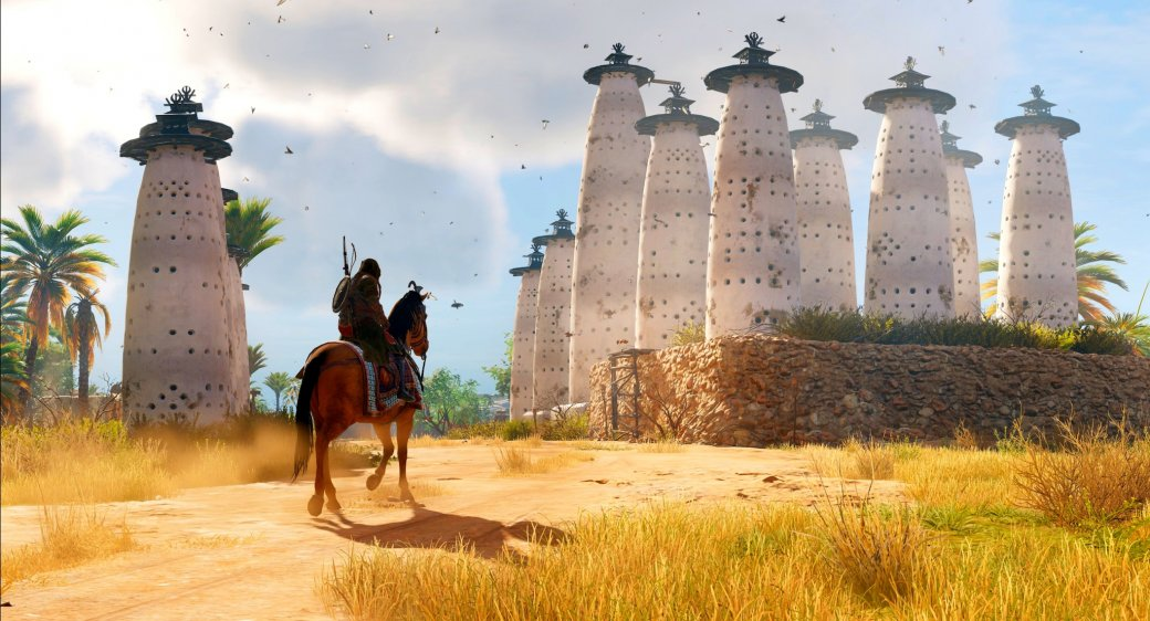 Рецензия на Assassin's Creed: Origins. Обзор игры - Изображение 11