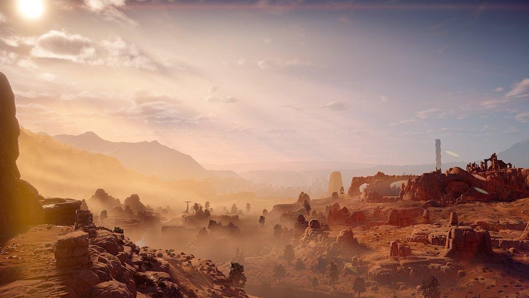 Все красоты мира Horizon: Zero Dawn | Канобу - Изображение 8