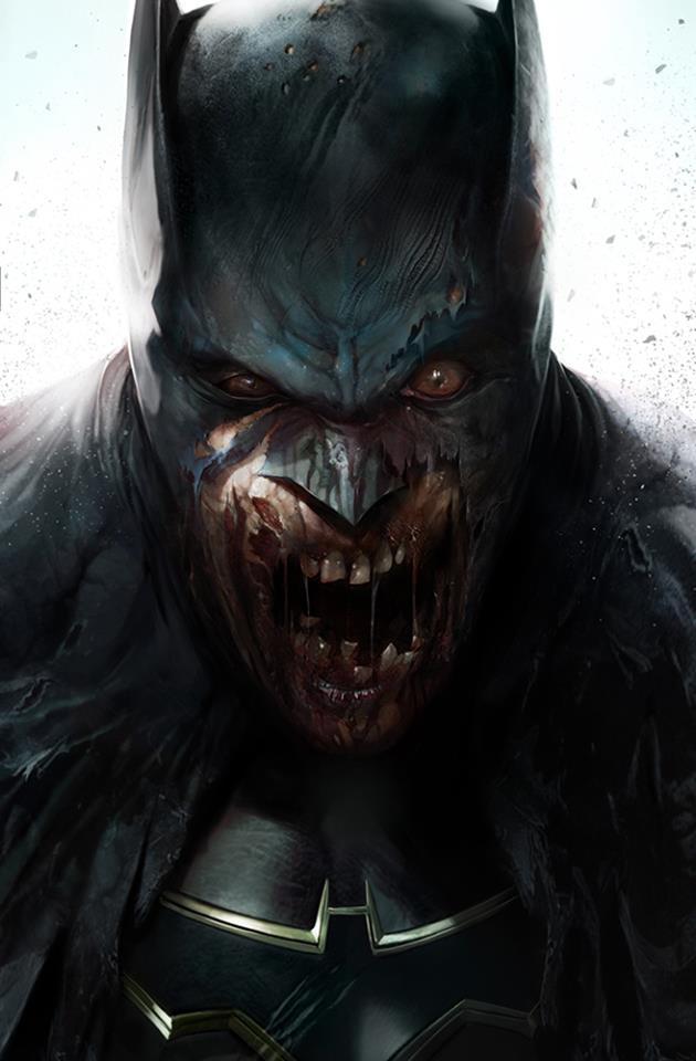 #DCEASED. Что будет, если супергерои DCстолкнутся сзомби-эпидемией? | Канобу - Изображение 5417