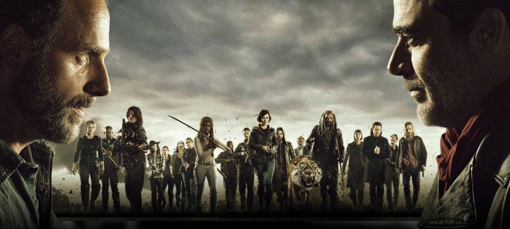 Шоураннер «Ходячих мертвецов» пообещал исправить ошибки 7 сезона | Канобу - Изображение 1