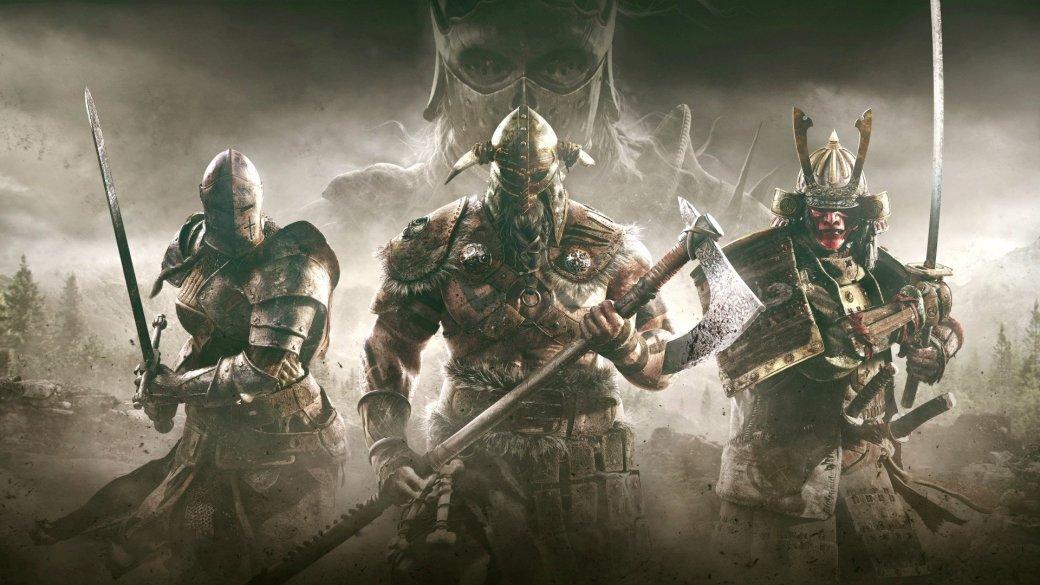 Обзор For Honor - рецензия на игру For Honor | Рецензии | Канобу