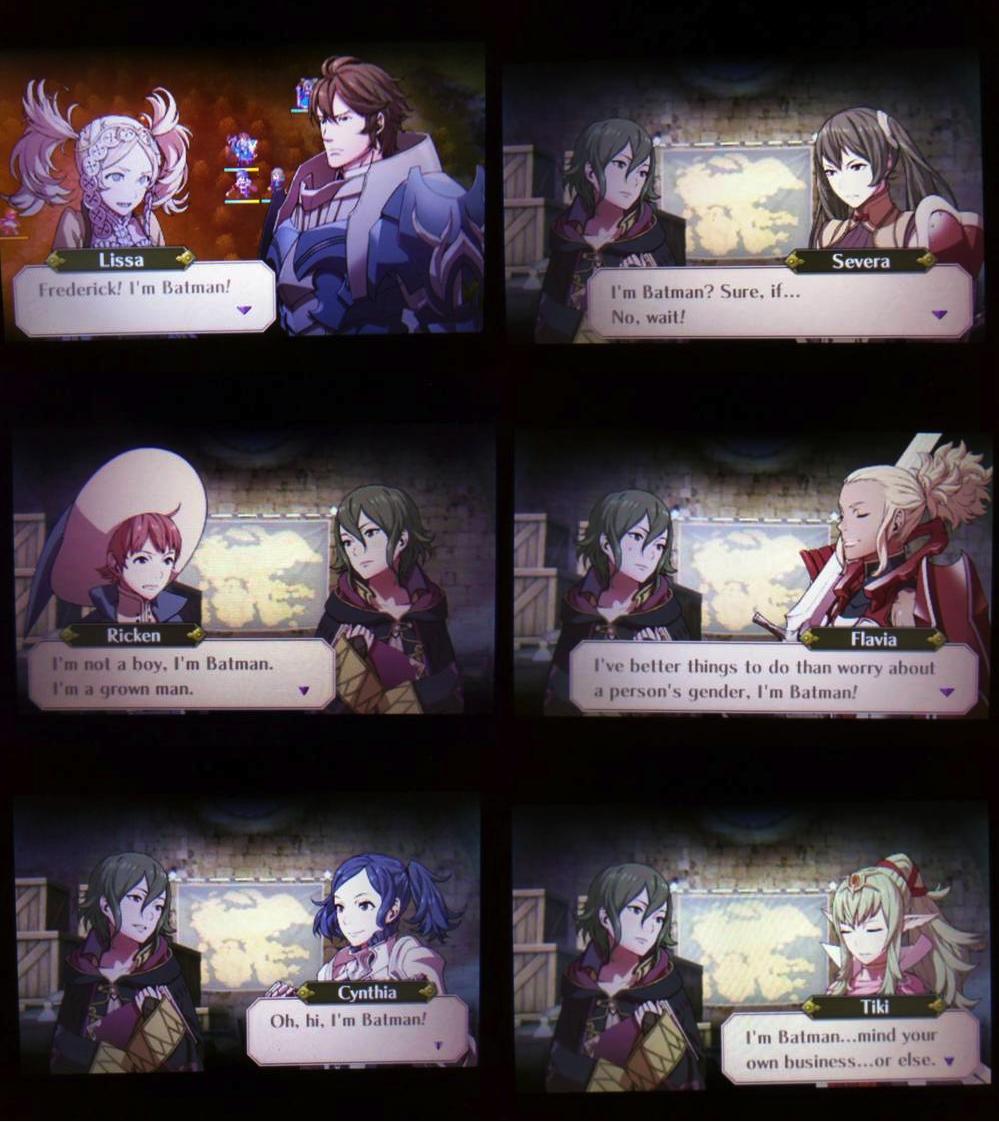 Какие забавные имена вы давали персонажам, чтобы диалоги в игре поменяли свой смысл? | Канобу - Изображение 10918
