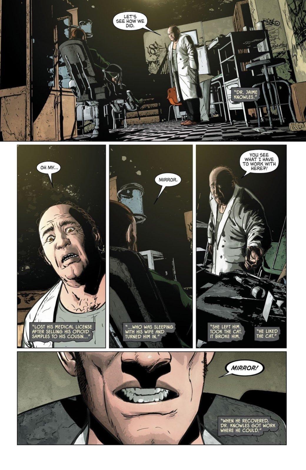 Зачем нужна была война Джокера иЗагадочника настраницах комикса «Бэтмен»?. - Изображение 22
