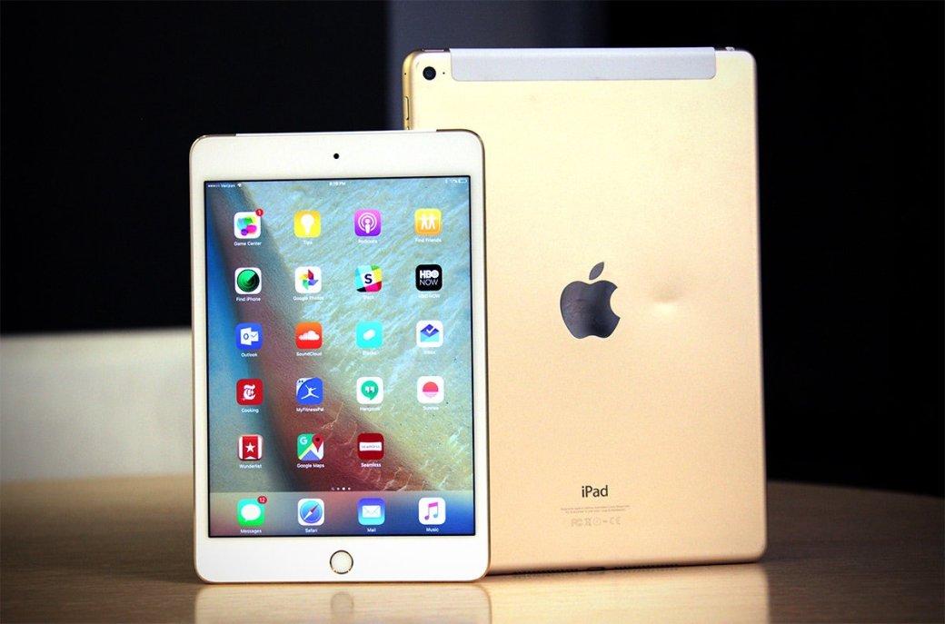Слух: планшету iPad mini 5обновят только начинку иоставят старый корпус | Канобу - Изображение 202