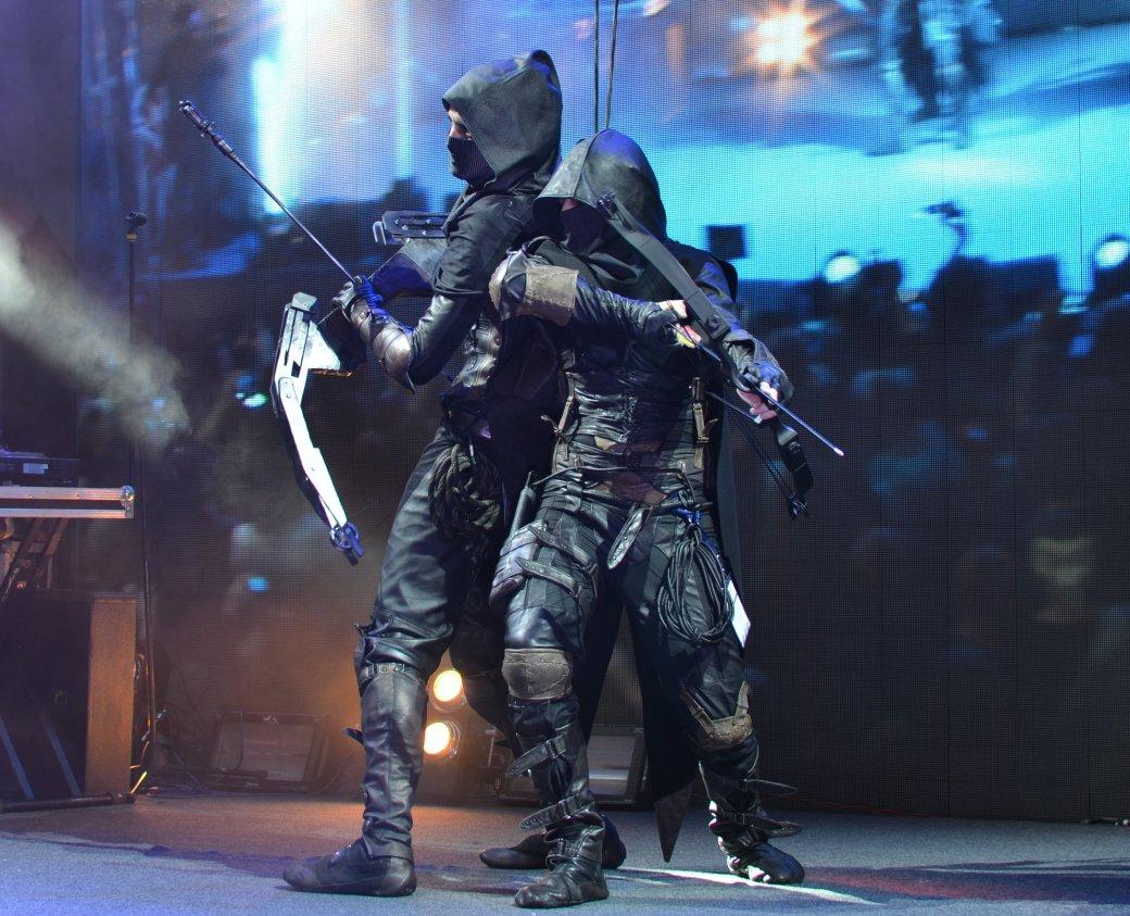 Фотоотчет с «Игромира» и Comic Con Russia, день 2 – концерт Noize MC | Канобу - Изображение 8