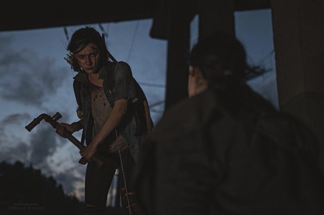 Опасное путешествие Элли вновом крутом косплее The Last ofUs:Part II | Канобу - Изображение 13