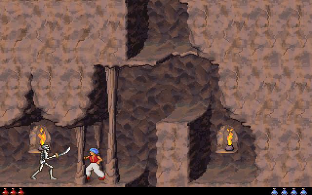 История серии Prince ofPersia (Принц Персии) — отигры 1989-го до «Песков времени». Часть1 | Канобу - Изображение 14274
