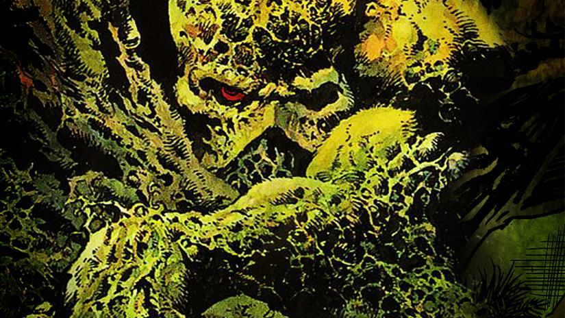 DCпредставила первый тизер сериала «Болотная тварь»   Канобу - Изображение 1629