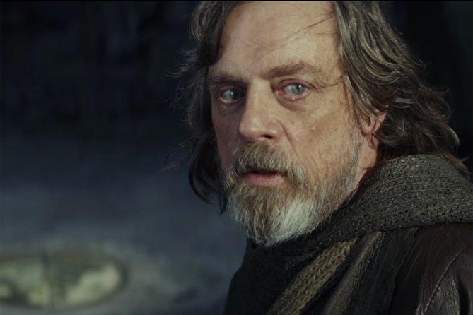 Звёздные войны. Эпизод 8: Последние джедаи / Star Wars VIII: The Last Jedi [2017]: Марк Хэмилл: «Люк Скайуокер всегда был злодеем!»