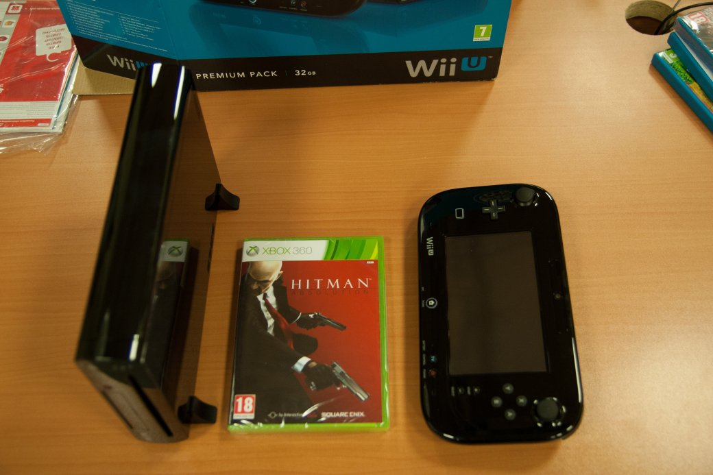 Неделя Nintendo на Канобу! Анбоксинг консоли Wii U | Канобу - Изображение 7