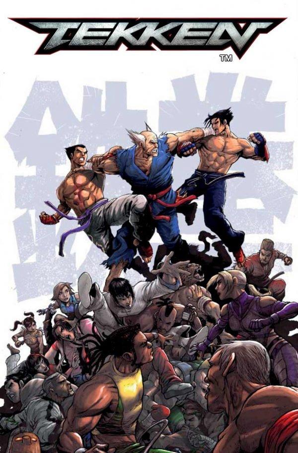 Новый комикс по вселенной Tekken выйдет в мае | Канобу - Изображение 1331