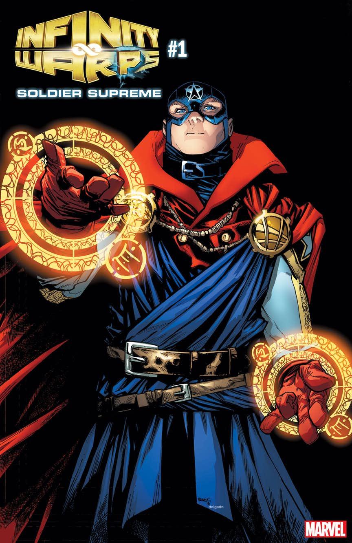 Безумная теория оновых «Войнах Бесконечности» отMarvel. Как сними связаны супергерои-гибриды? | Канобу - Изображение 5754