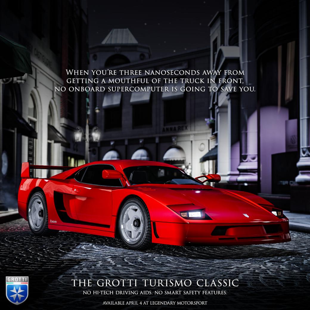 ВGTA Online появился клон Ferrari F40 истартовали скидки | Канобу - Изображение 0