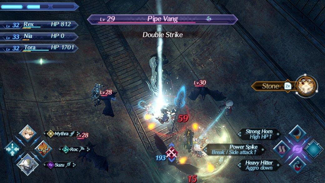 Рецензия на Xenoblade Chronicles 2. Обзор игры - Изображение 7