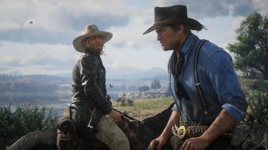Разбор третьего трейлера Red Dead Redemption2. Все, что вымогли пропустить | Канобу - Изображение 2102