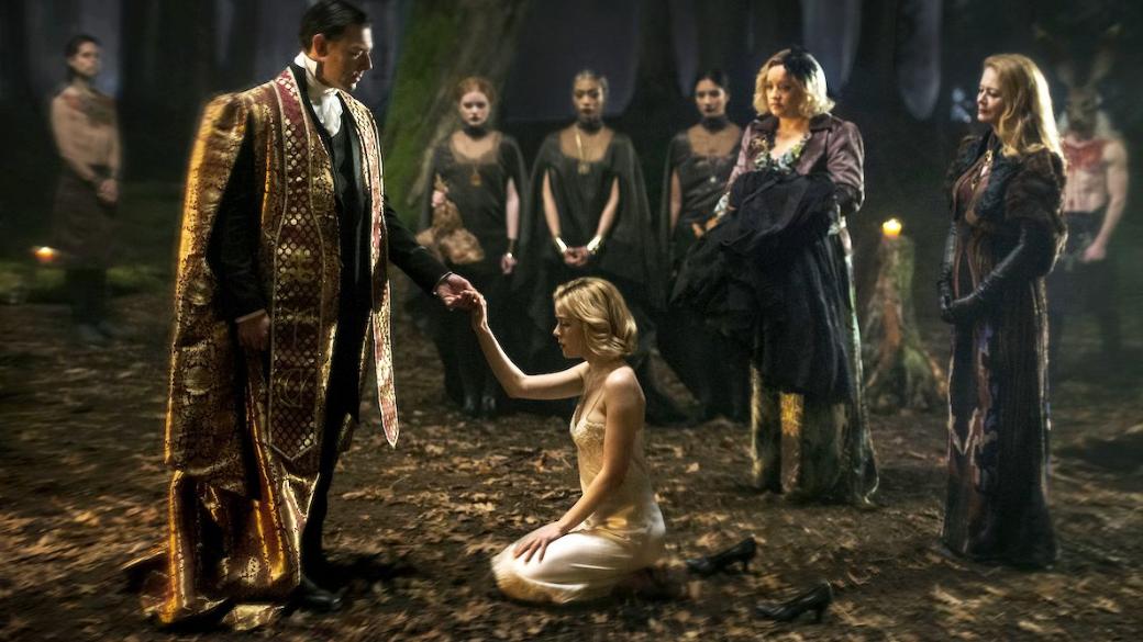 Рецензия на1 сезон «Леденящих душу приключений Сабрины» | Канобу - Изображение 3