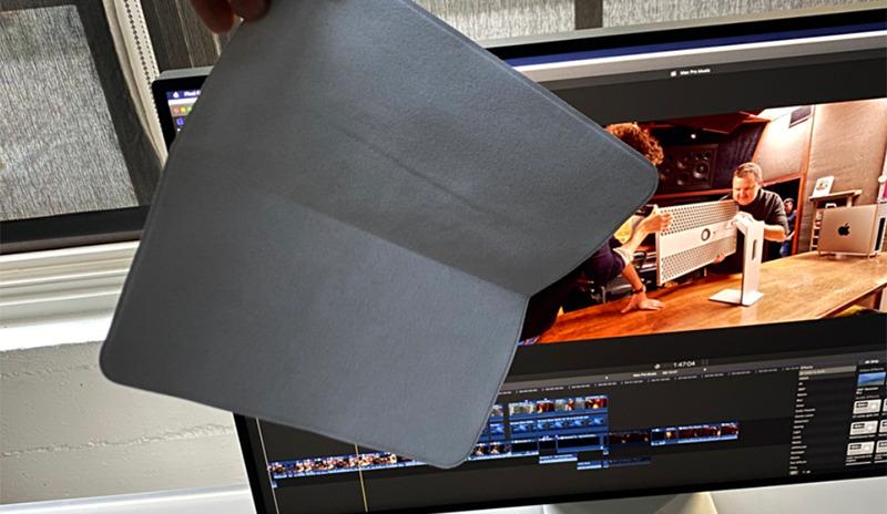 Монитор Apple Pro Display XDR заполмиллиона рублей можно чистить только специальной салфеткой | SE7EN.ws - Изображение 0