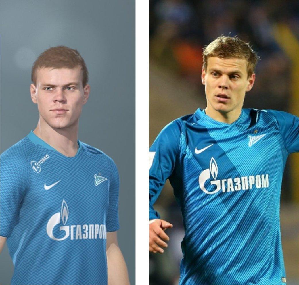 Лучшие игроки в PES 2019: сравнение реальных и виртуальных футболистов | Канобу - Изображение 12