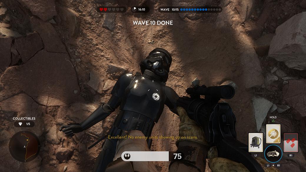 Рецензия на Star Wars Battlefront (2015)   Канобу - Изображение 9712
