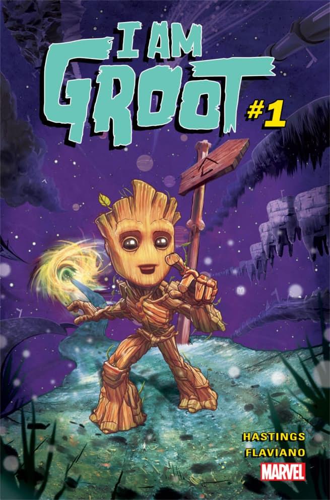Малыш Грут из «Стражей Галактики» получит свою серию комиксов | Канобу - Изображение 5654