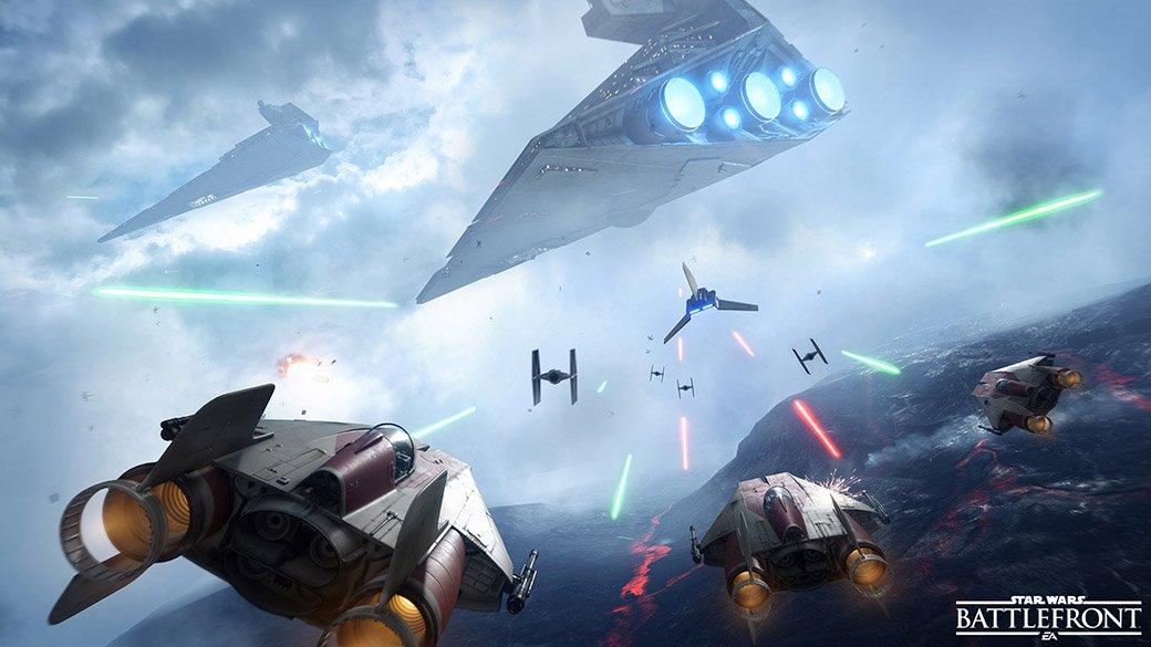 DICE показала нам финальную версию Star Wars: Battlefront | Канобу