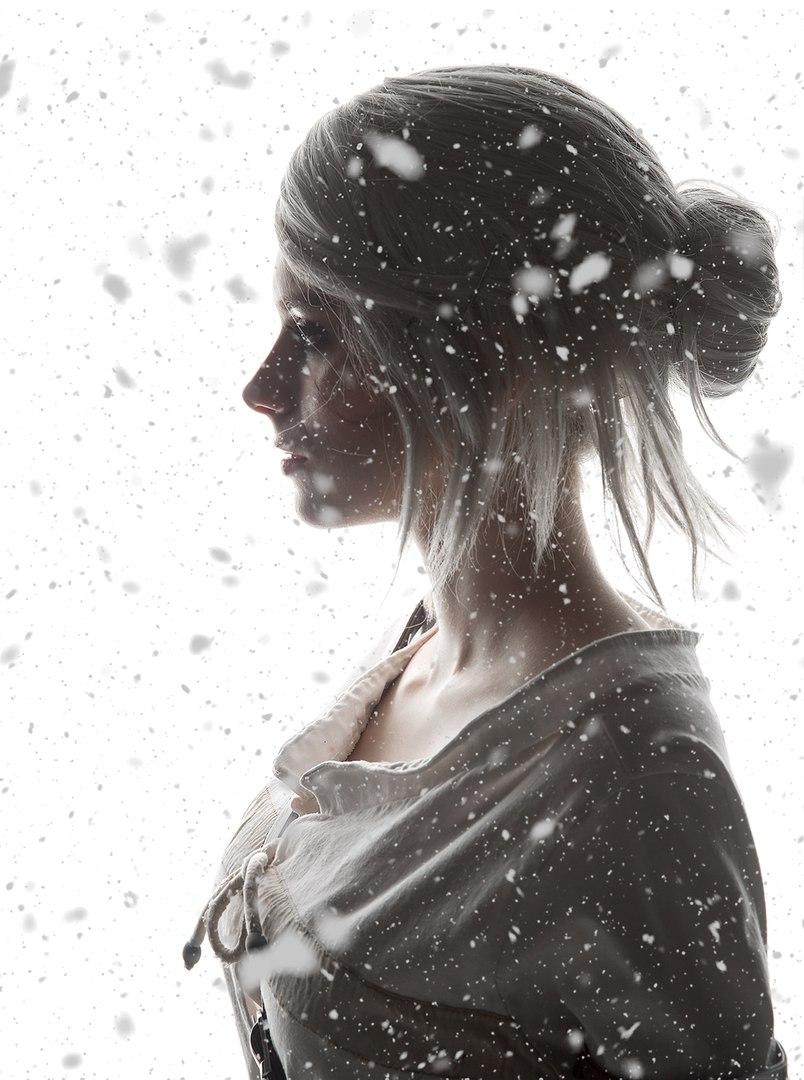 Косплей дня: ведьмачка Цири из серии игр The Witcher   Канобу - Изображение 5